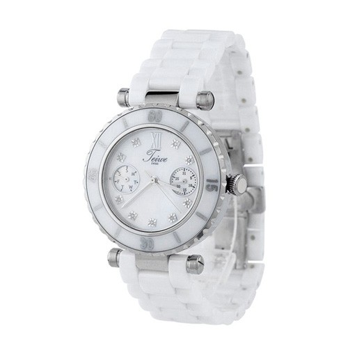 Teiwe Victory Ceramic White Dial TW5034W-B