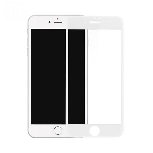 Capdase 3HG IH CL Tempered Glass Screen Protector for iPhone 7 - White
