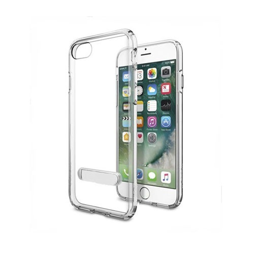 Capdase Soft Jacket iPhone 7 Viewer - SJIH7-VWC0 - Clear