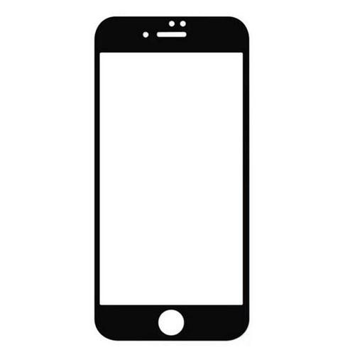 Capdase Tempered Glass 3HG iPhone 7 Plus IH CL- Black