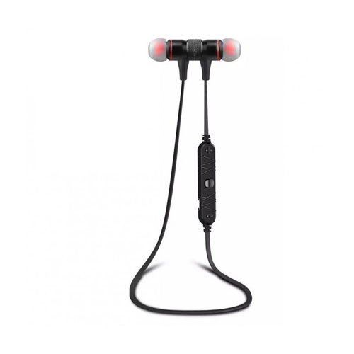 Awei Bluetooth Sport Stereo In-Ear Headphone Build-in Microphone A920BL - Black
