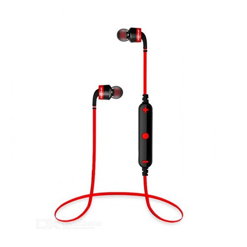 Awei Bluetooth Sport  In-ear Headphone with Mic A960BL - Red