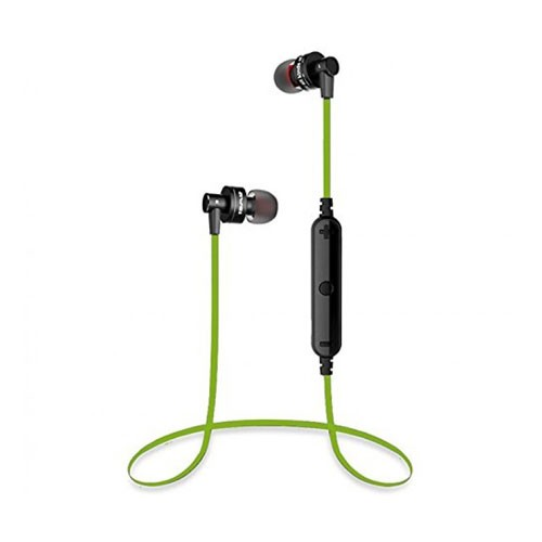 Awei Bluetooth Waterproof Sport In-Ear Headphone with Mic A990BL - Green