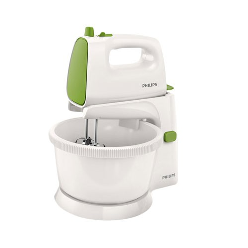 Philips Mixer Comp Cucina 170W HR 1559/40 - White Green
