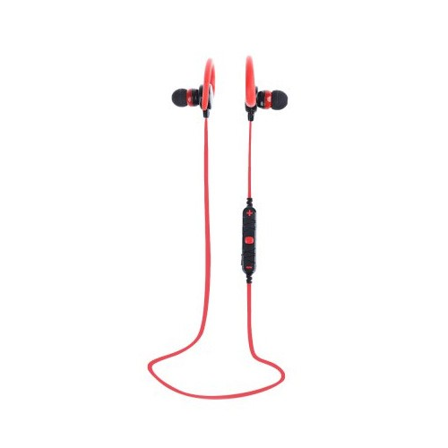 Awei  Bluetooth Stereo In-Ear Headphones A620BL - Red