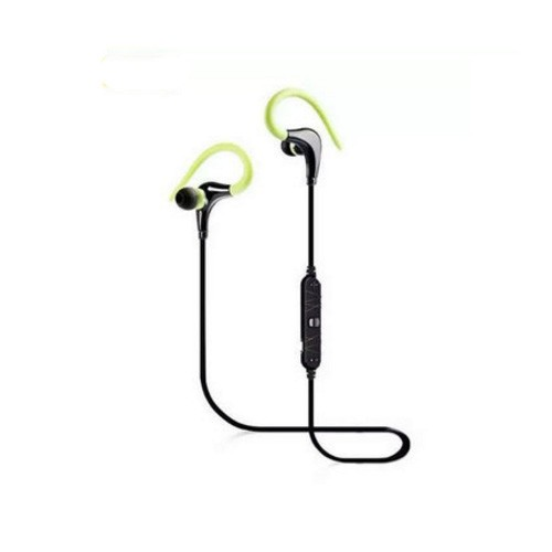 Awei Bluetooth Sport Earphones with Mic A890BL - Green