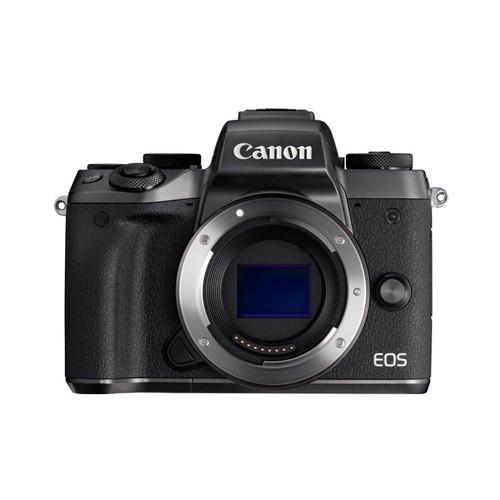 Canon EOS M5 Mirrorless Digital Camera Body Only - Black