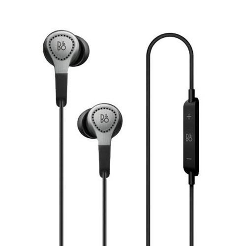 Bang & Olufsen BeoPlay H3 2nd Generation In-Ear Headphones - Light Silver/Natural