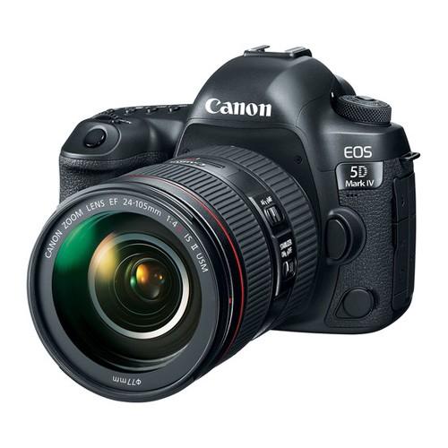Canon EOS 5D Mark IV DSLR Camera with Lens 24-105 L