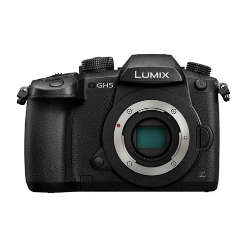Panasonic Lumix GH5 - DMC-GH5GC-K - Body Only