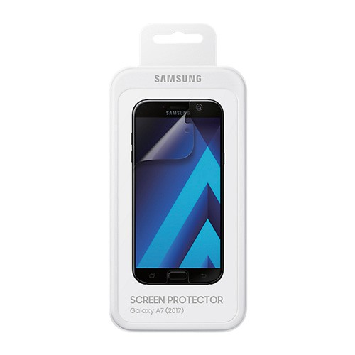 Samsung Screen Protector For Galaxy A7 (2017 Edition) - Transparant