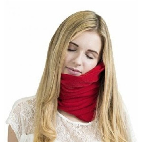 Travel Pillow Unisex - Red