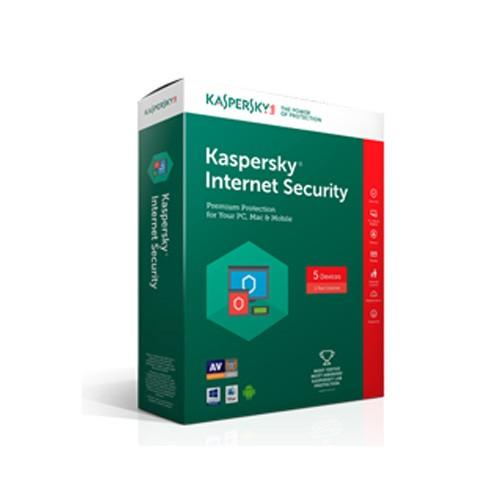 Kapersky Techtitan Security Suite 2017 - 1 User ( kis 1 2017 )