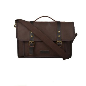 Troop London Leather Bag Q1