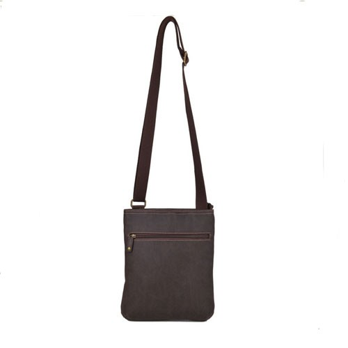 Troop London PU Bag TLL001 - Brown