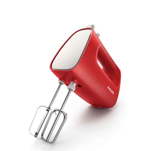 Philips Mixer Hand Cucina HR1552/10 - Red