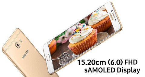 Samsung Galaxy C9 Pro - Pink Gold