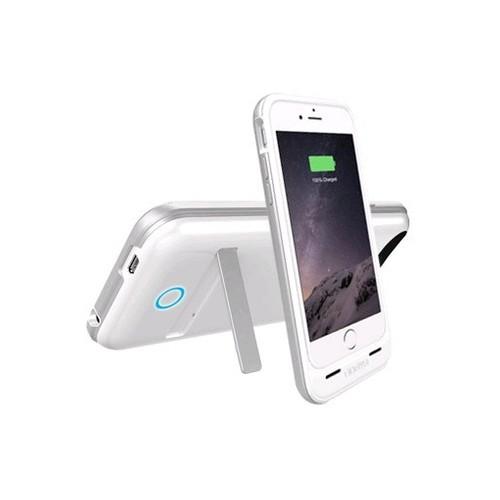 Odoyo Power+Shell Ex 3000mAh for iPhone 6 / 6S - Uranus/White