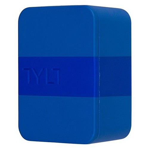 TYLT Wall 4.8A Travel Charger - Blue