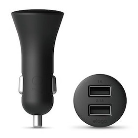 Elago Car Charger Dual USB
