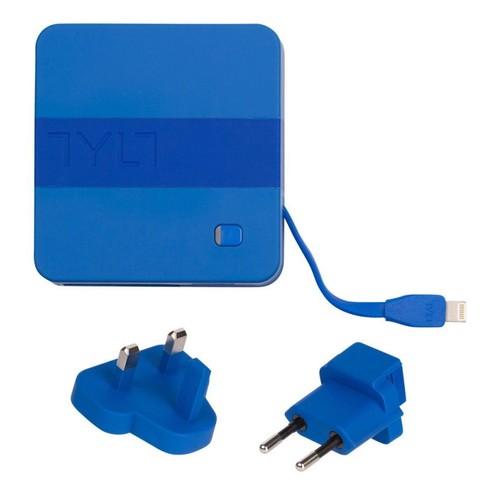 TYLT Energi 6K+ Smart Charger - Blue