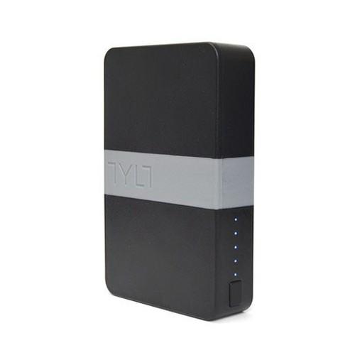 Tylt Powerbank Energi 10K Portable Power Pack - Black Grey