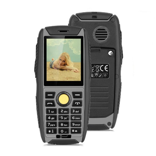 Ken Mobile W3 Pro - Black