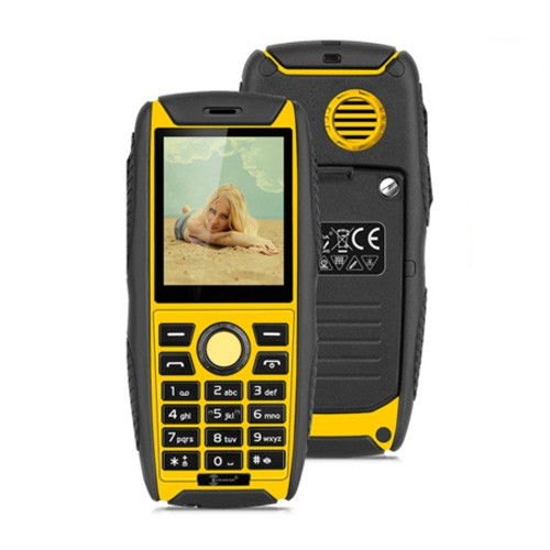 Ken Mobile W3 Pro - Yellow