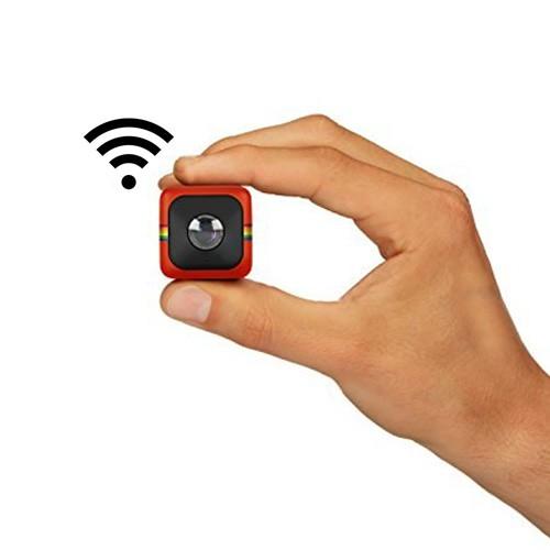 Polaroid Cube+ Camera - Red