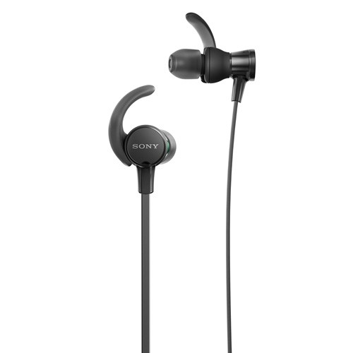 Sony Extra Bass Sports In-ear Headphones MDR-XB510AS - Black