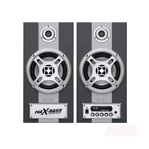 Sanken Speaker SMM-1000BU - Black