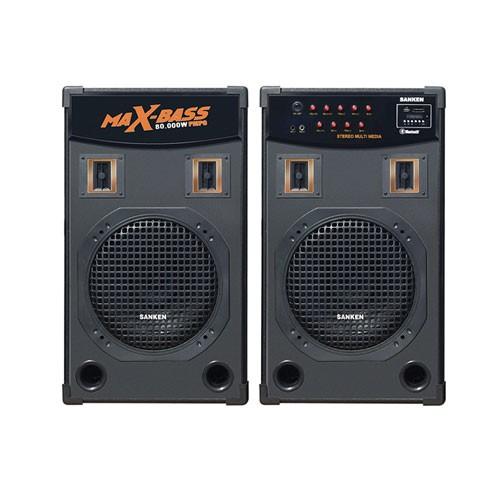 Sanken Speaker SMM-3500BU - Black