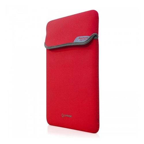 Capdase Tas Macbook/Laptop 12 Inch Universal Model Slipin PK00M120-S091 - Red