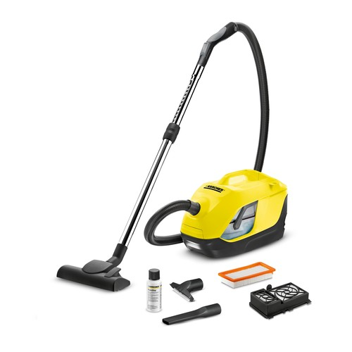 KARCHER DRY VACUUM DS 5.800 - YELLOW