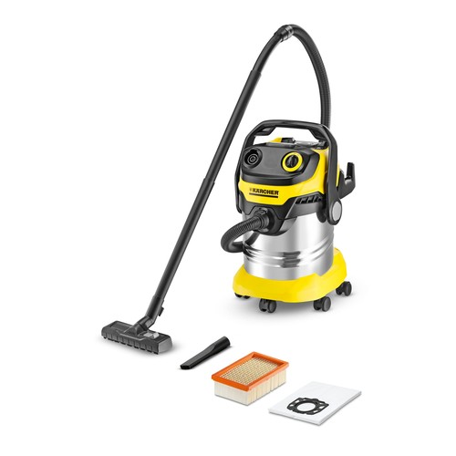KARCHER WET & DRY VACUUM WD 5 PREMIUM - YELLOW