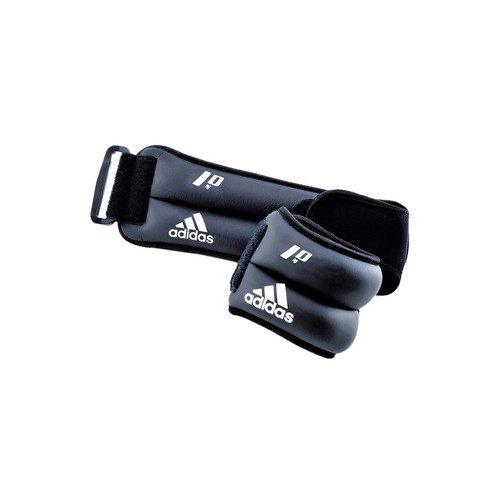 Adidas Ankle/Wrist Weights - 2 x 0.5kg ADWT-12227