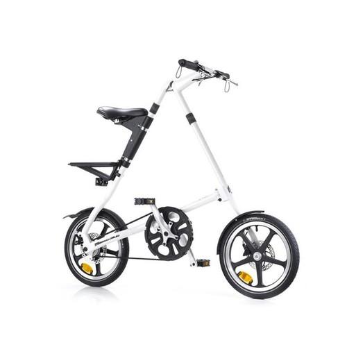 Strida New LT Sepeda Lipat - White