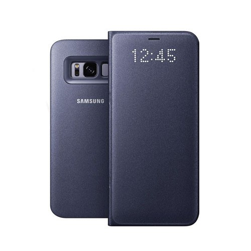 Samsung LED View Cover For Galaxy S8 - Violet