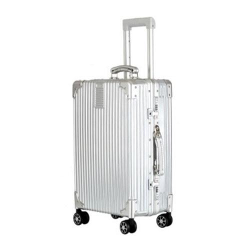 Hardcase Luggage Lwpc Frame 002 (24 Inch) - Silver