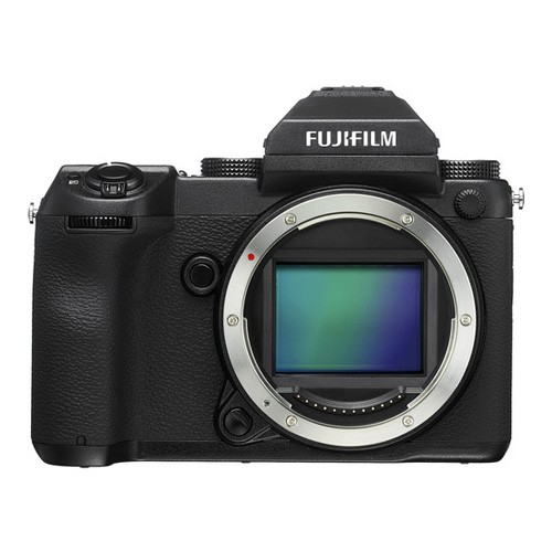 Fujifilm Mirrorless Camera GFX 50S - Black