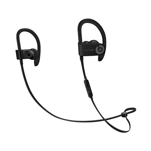 BEATS BY DRE OFFICIAL Powerbeats3 Wireless Earphones - Black
