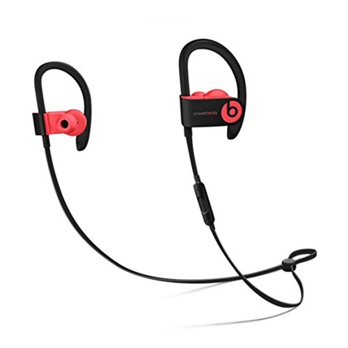 BEATS BY DRE OFFICIAL Powerbeats3 Wireless Earphones - Red