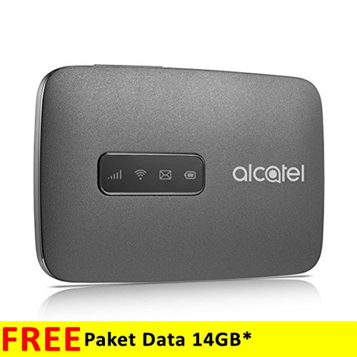 Alcatel Modem 4G MW40 - Black