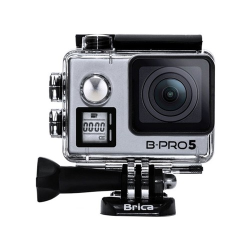Brica B-PRO5 Alpha Edition Mark II S - Silver