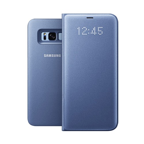 Samsung LED View Cover For Galaxy S8 - Blue