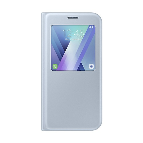 Samsung S View Standing Cover For Galaxy A7 (2017) - Blue