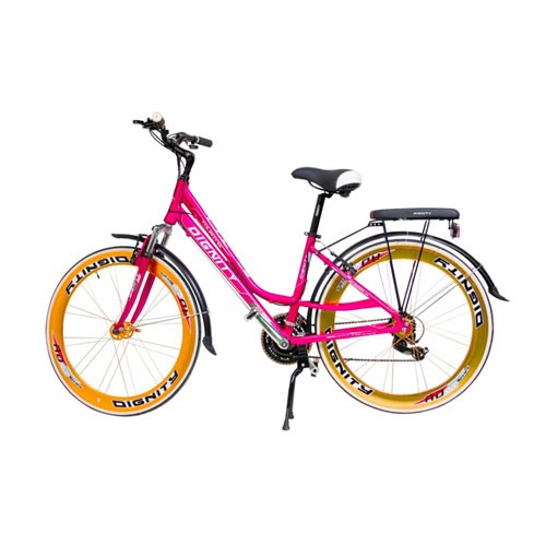 Selis Sepeda dignity type Touring - Pink