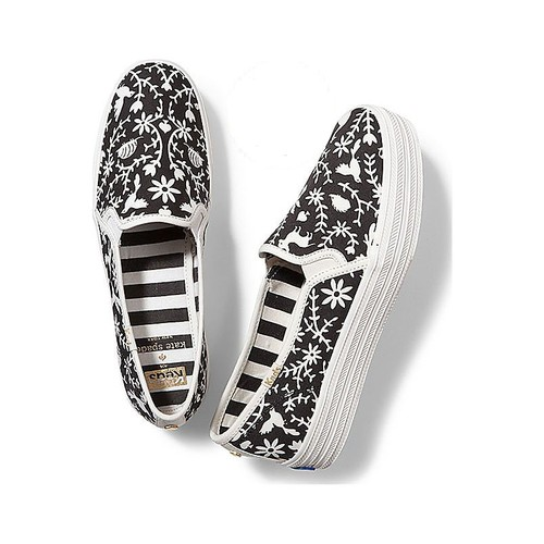 KEDS X KATE SPADE NEW YORK TRIPLE DECKER (WF57488)