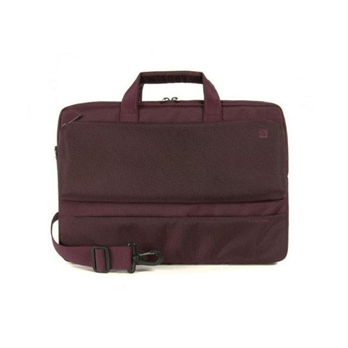 Tucano Dritta Slim Case for MacBook 13 inch BDR1314-BX - Burgundy