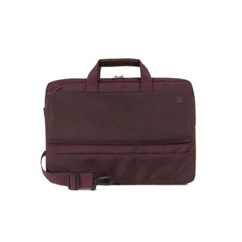 Tucano Dritta Slim Case for MacBook 15 Inch BDR15-BX - Gurgundy